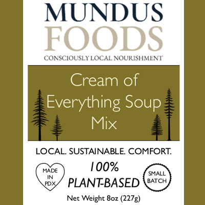 vegan cream soup mix, vegan soup mix, cream soup mix