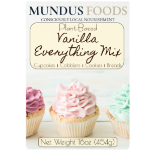vegan baking mix, vegan cookie mix, vegan cake mix, vegan cupcake mix, vegan vanilla baking mix