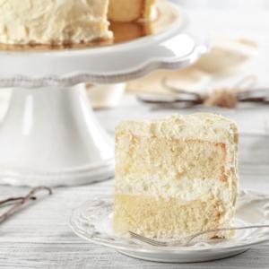 vegan white cake mix