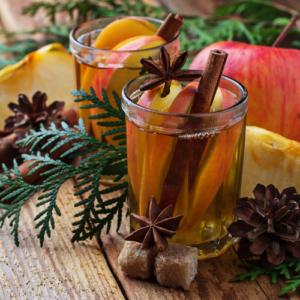 apple cider mix, healthy apple cider mix, plant based apple cider, vegan apple cider