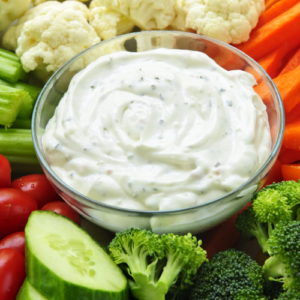 dairy free ranch, vegan ranch, plant based ranch